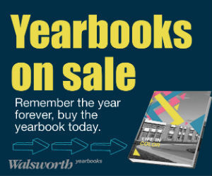 2020.21 HS Yearbooks on Sale!