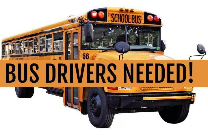 Sub Bus Drivers Needed