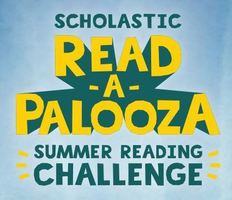 Scholastic Summer Reading Challenge!