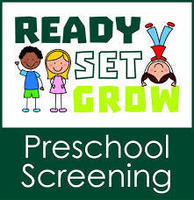 ESC PRESCHOOL SCREENING