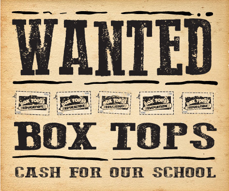 Wanted: Box Tops