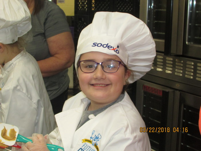 Future Chef Competitors